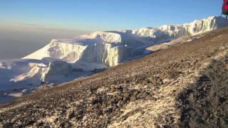 Kilimanjaro Lemosho Route Day 7, Uhuru Peak  Ascent, HD