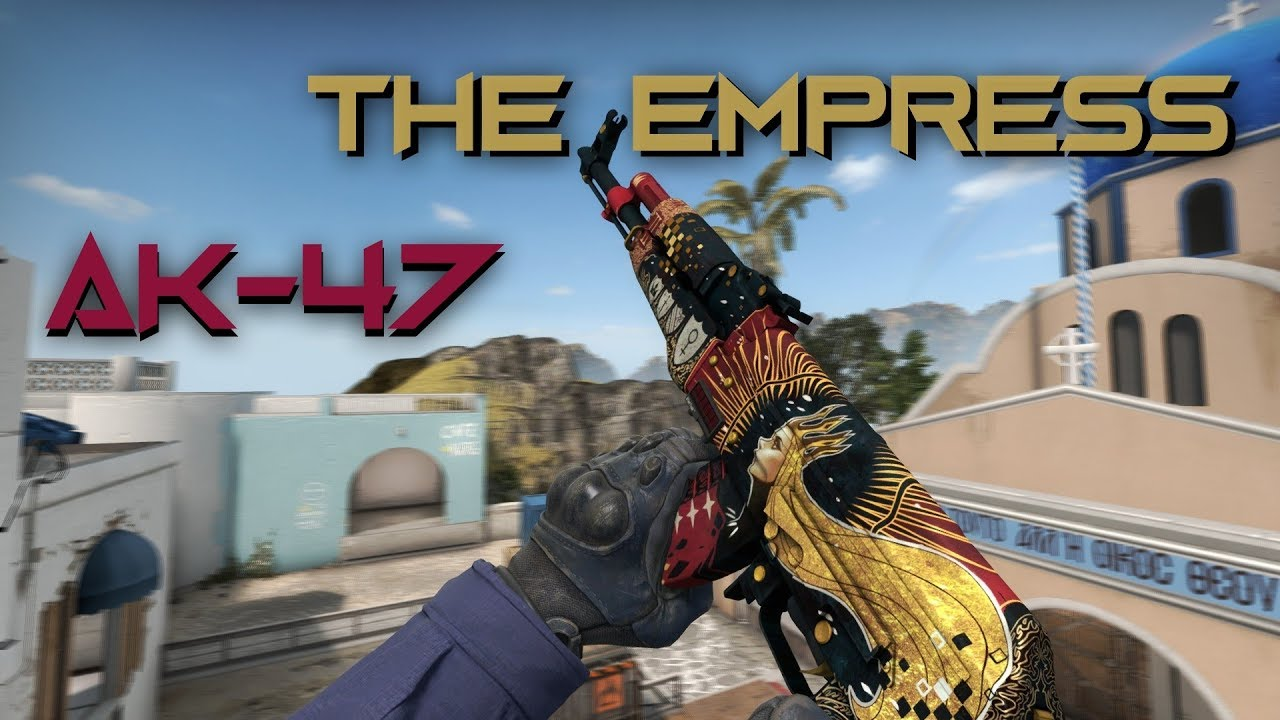 Ak 47 The Empress Spectrum 2 Case Cs Go Showcase Gameplay