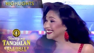 Matmat Centino is crowned as TNT Celebrity Champion of the day | Tawag ng Tanghalan