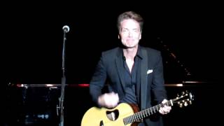 Richard Marx Take This Heart/Satisfied/Last Thing I Wanted/Dance With My Father Live in Malibu 2016