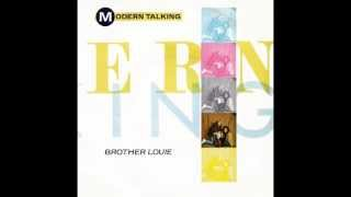 "Modern Talking – ""Brother Louie"" (instrumental) (UK RCA) 1986"
