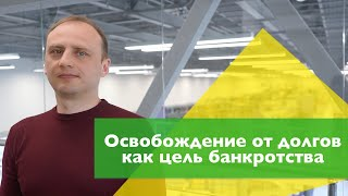 Gambar cover Освобождение от долгов как главная цель банкротства    Андрей Егоров