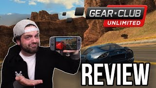 Gear.Club Unlimited for Nintendo Switch - Should YOU Buy It?! | RGT 85