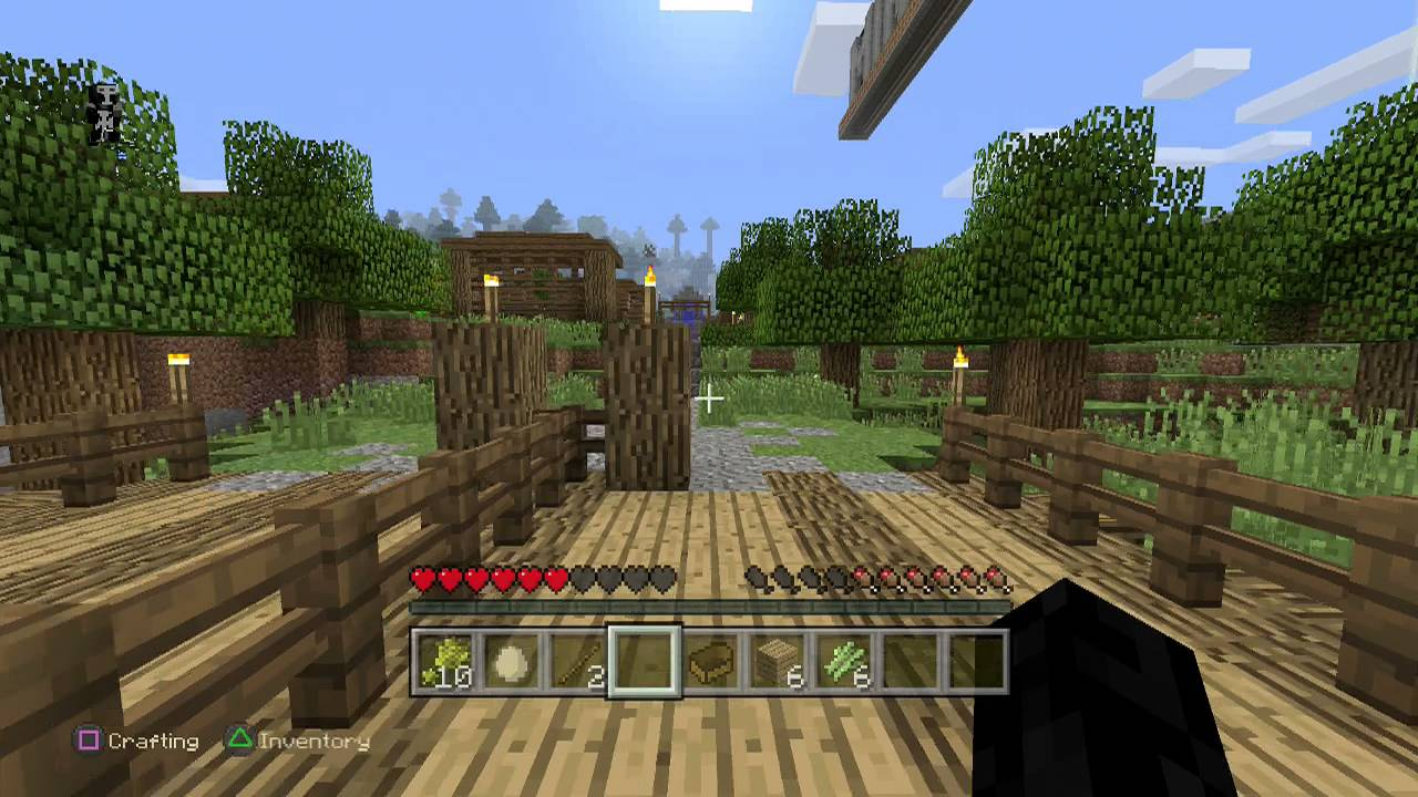 Minecraft: PlayStation 4 Edition Trophy Guide & Road Map