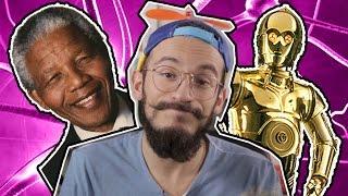 L'Effet Mandela ou la Jambe de C3PO ! - Pop Up #7