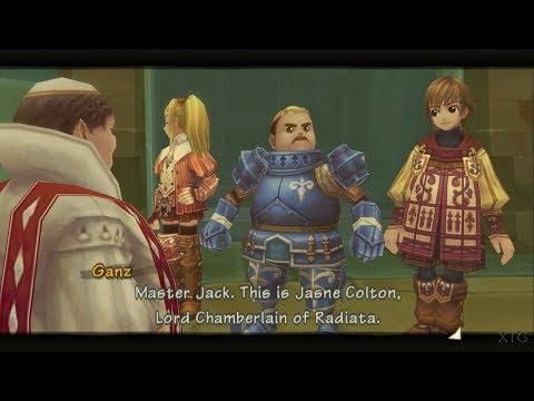 Radiata Stories PS2 Gameplay HD (PCSX2)