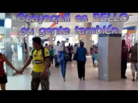Camino al CITYmall en Guayaquil (ECUADOR) al 2012.10.22. Full CSECT.