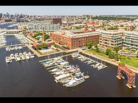 SOLD- Luxury Waterfront Living - 2901 Boston St. #202 Baltimore, MD 21224