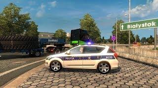 ???? Lajwidło - Euro Truck Simulator 2 MULTIPLAYER ???? - Na żywo