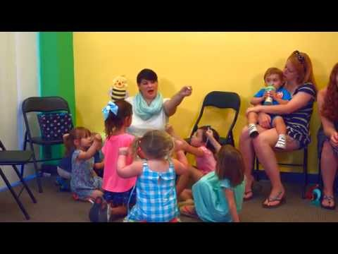 Toddler and Pre School music classes and movement in Nashua, NH