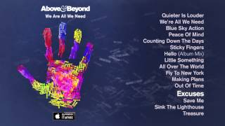 Above & Beyond - Excuses