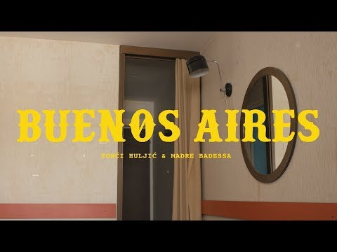 BUENOS AIRES - TONCI & MADRE BADESSA (OFFICIAL VIDEO 2017) HD