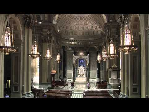 Philadelphia Cathedral Basilica Video Tour
