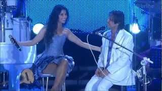 Baixar Roberto Carlos e Paula Fernandes - Especial Rede Globo 2010