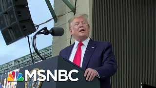 Trump Campaign Cutting Ties With Pollsters After Internal Numbers Leaked | Velshi & Ruhle | MSNBC