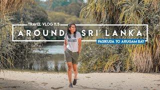 Around Sri Lanka   Road Trip   TRAVEL VLOG #11.5 Thumbnail