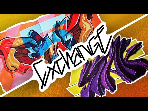 Stak X Chay5 | Exchange - Обмен | Graffiti - Граффити |