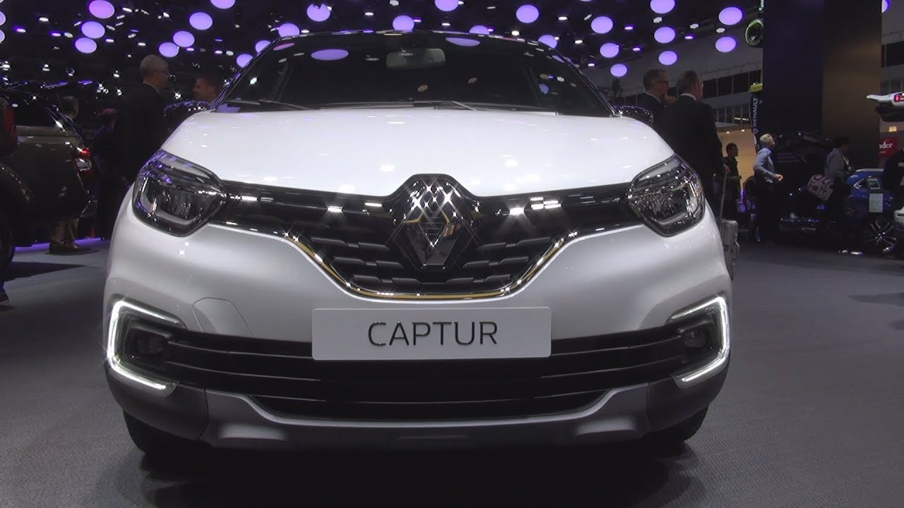 renault captur bose edition energy dci 110 6mt 2018 exterior and interior youtube. Black Bedroom Furniture Sets. Home Design Ideas