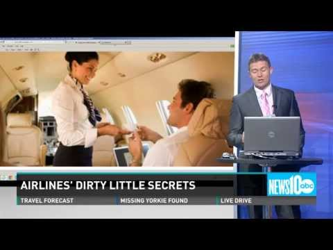 The dirty little secrets of the airline industry