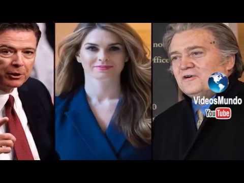 Ultimas noticias de EEUU, CASA BLANCA EN CAOS POR DESPIDOS 18/03/2018