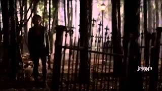 Bonnie Says Goodbye To Jeremy - TVD 5x22