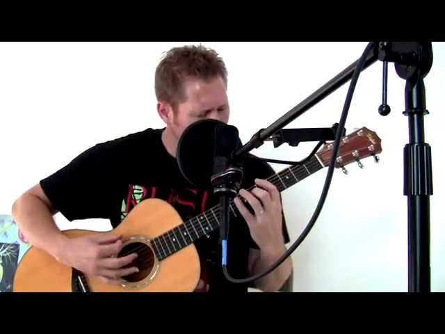 In the End-RUSH-Brandon Dyke-acoustic cover