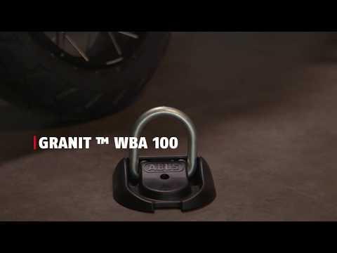 The WBA 100 Floor Anchor