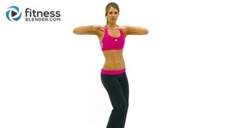 Standing Abs Exercises - 10 Minute Standing Abs Workout To Lose Belly Fat