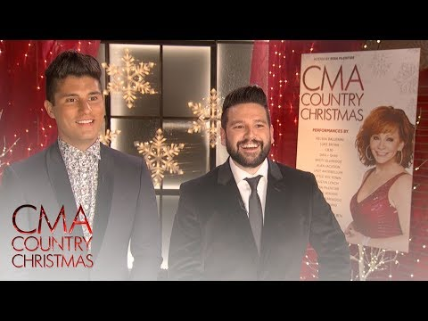 cma-country-christmas:-quick-takes-with-dan-+-shay-|-cma