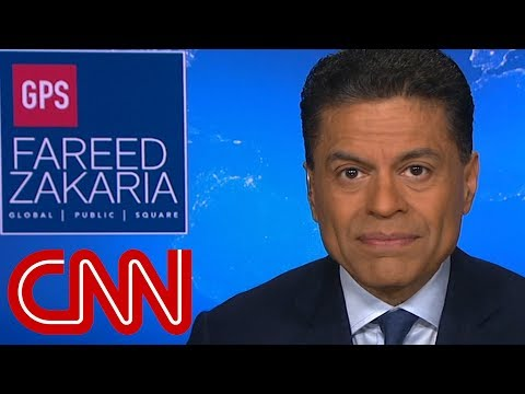 Fareed: On Syria, Trump morphs into Obama