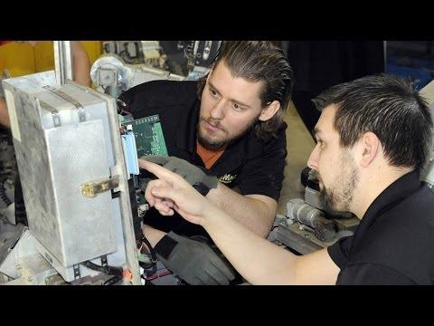 EOD Equipment Gets New Life