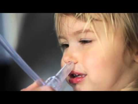Fast Relief For Your Baby's Snotty Nose