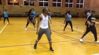"""Like This"" Dj Henry X & Wizkid hip hop fitness"