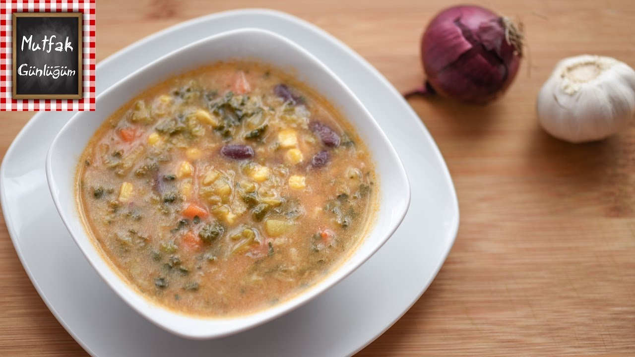 Pancar çorbası tarifi