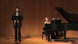 Minkov Landscape English Horn and Piano