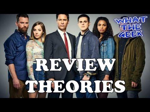 Netflix's Travelers Season 1 Explained: Review, Top Moments, Theories, Questions and Reveals
