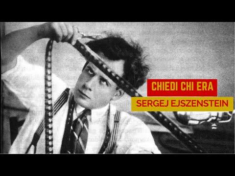 Chi era Sergei Eisenstein?