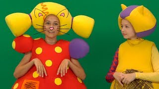 Кукутики на съемках - Всё что происходит за кадром - Детские песенки и мультики