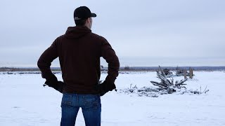 FROZEN WASTELAND - 4K [Living In Alaska 252]