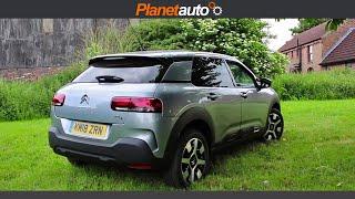 Citroen C4 Cactus 2018 Review & Road Test