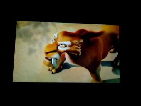 Ice age 2:sid and diego vs crash and eddie