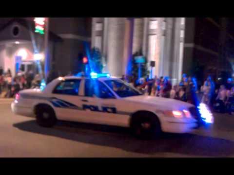 Panama city Christmas parade..2011