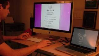 Using Imac As A Display Part3 - Imac Display With Older Macbook Pro
