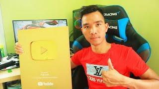 PHD | Tìm Lại Nút Vàng Youtube | Gold Play Button