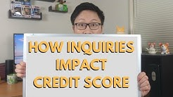 How Credit Inquiries Impact Your Credit Score