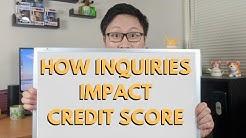 How Credit Inquiries Impact Your Credit Score