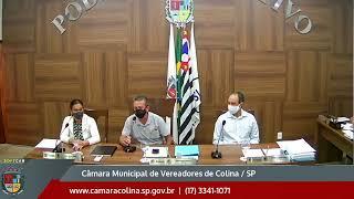 Câmara Municipal de Colina - 17ª Sessão Ordinária 03/11/2020
