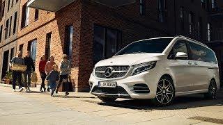 V-Klasse Mercedes-Benz #MakeYourMove Mikkel