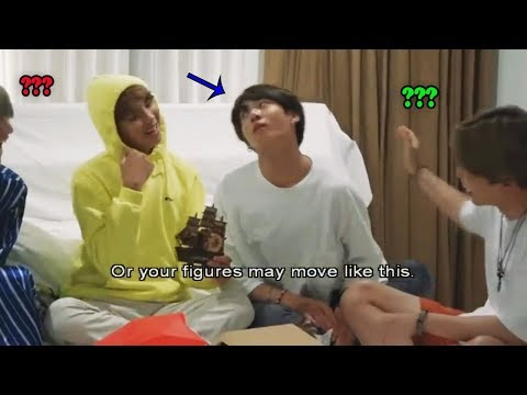 Don't try to understand BTS :)