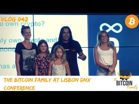 The Bitcoin Family at DNX Lisbon 2018